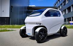 Electric Mobility: EO2 smart connecting car