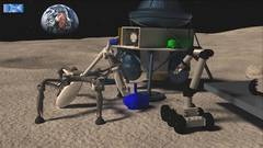 PRO-ACT: Planetary Robots Deployed for Assembly and Construction Tasks
