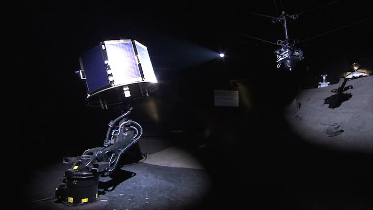 space exploration robots - photo #34