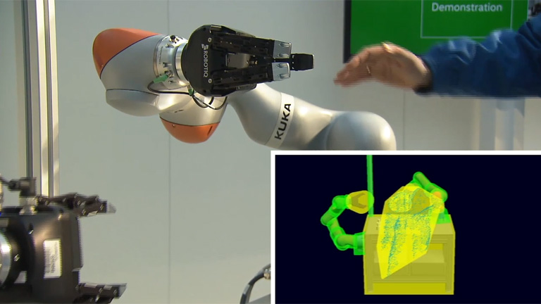 videoarchiv robotics innovation center dfki gmbh